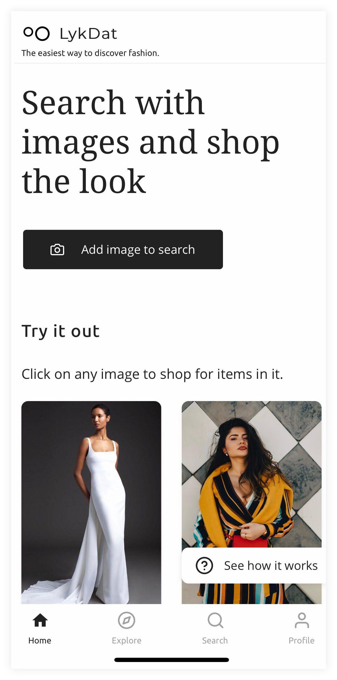 LykDat homepage